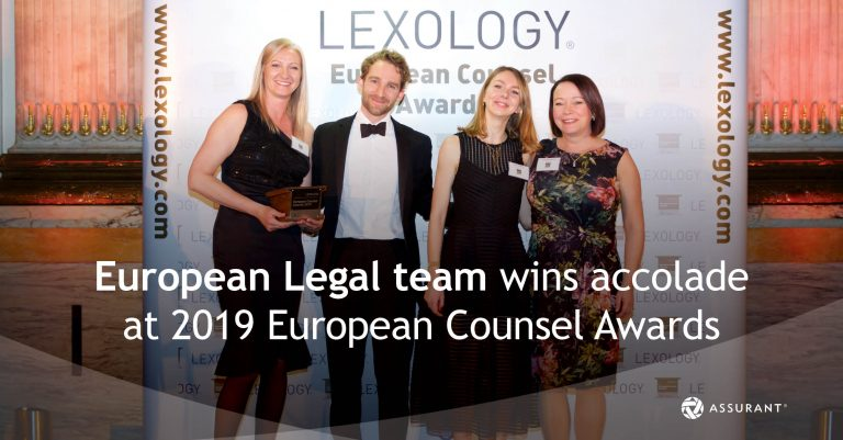2019 European Counsel Awards